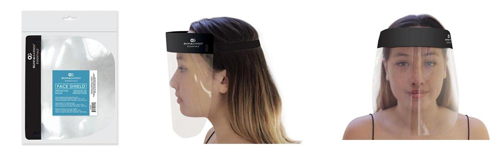 Olivia Garden Face Shield