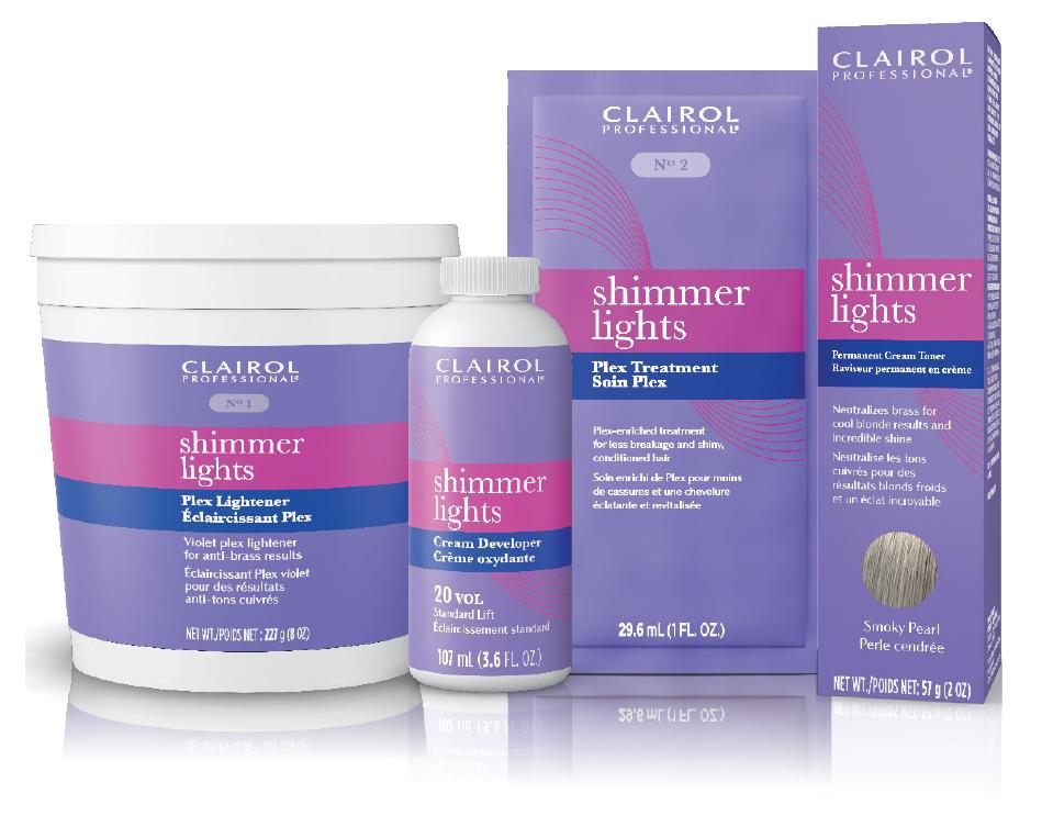 Clairol Professional Shimmer Lights Plex