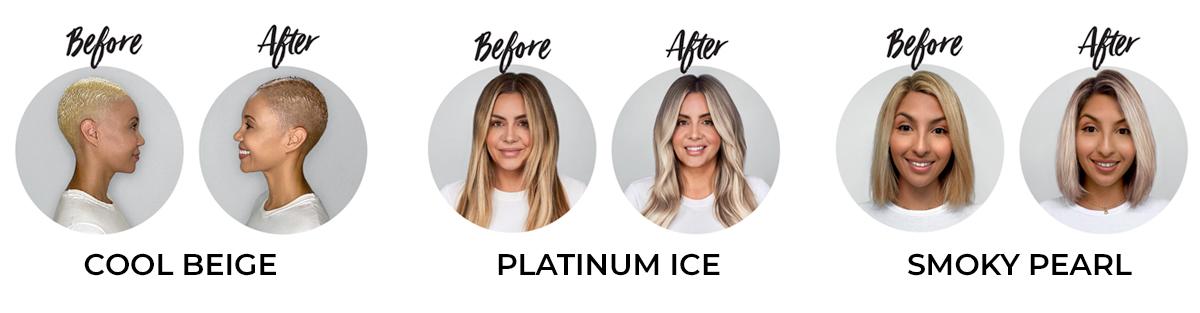 Shimmer Lights Permanent Creme Toners