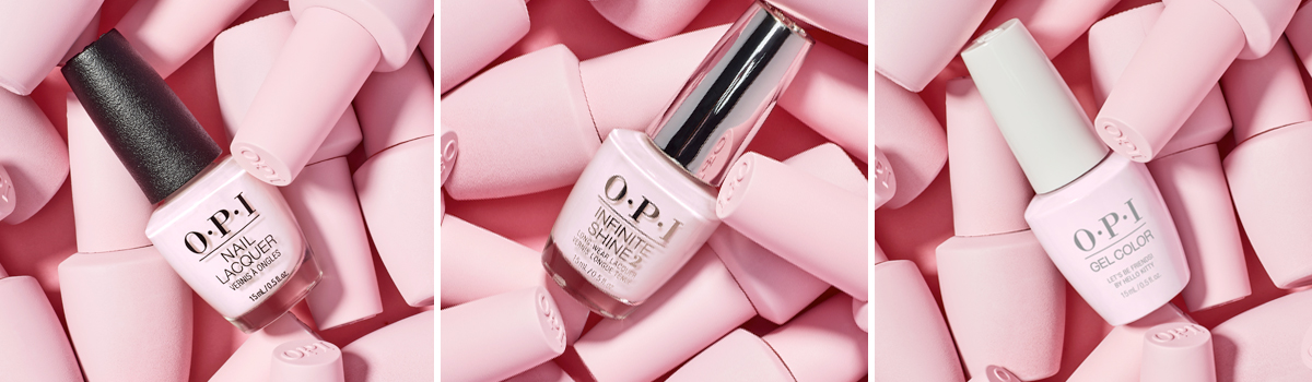 OPI Nail Lacquer, Infinite Shine, Gel Color