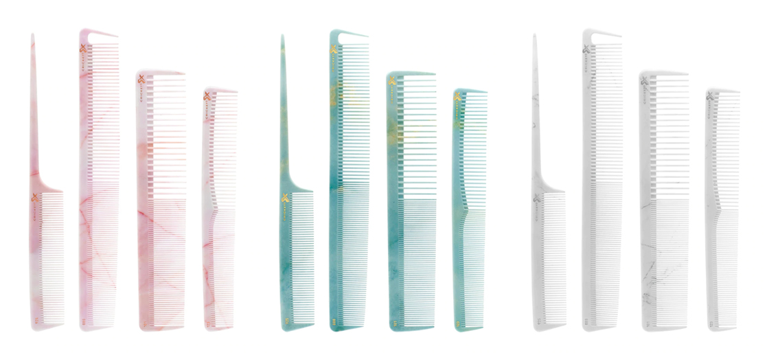 Simply Marbelous Cricket SX Styling Combs