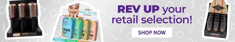 Rev up your salon retail