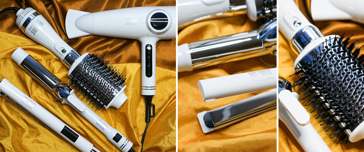 Hot Tool Professional White Gold
