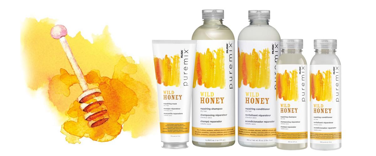 Pure Mix Wild Honey