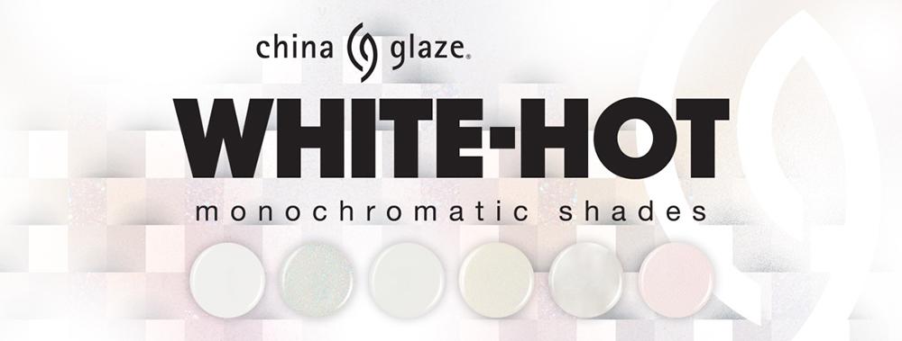 China Glaze White Hot