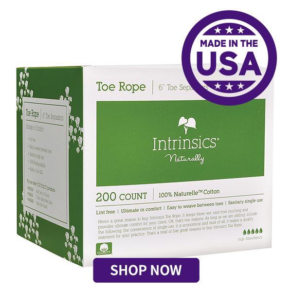 "Intrinsics 6"" Toe Rope, 200 Pack"
