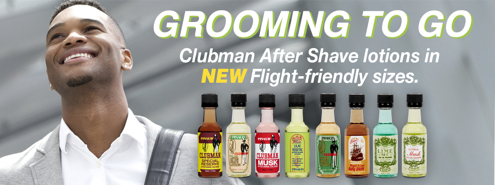 Clubman Travel and Sample Size