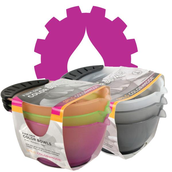 Spilo Color Mode Firm Grip Color Bowl
