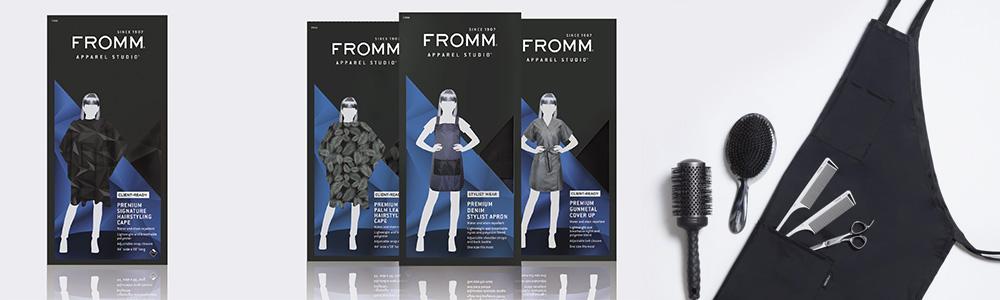 Fromm Apparel Studio Packaging