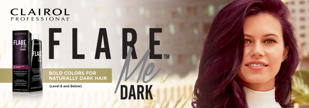 Flare Me Dark Clairol Professional