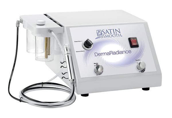 Satin Smooth DermaRadiance Dual Microdermabrasion System