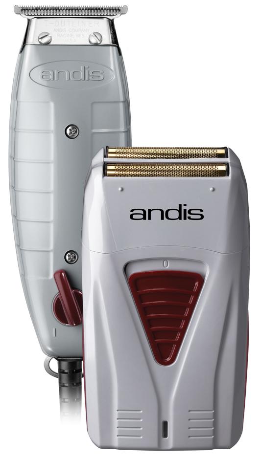Andis Finishing Combo Kit