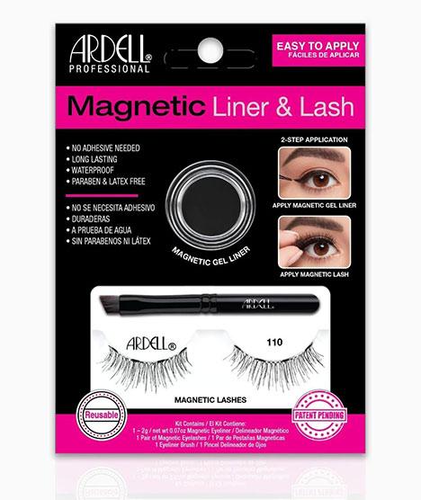 Ardell Magnetic Liner & 110 lash: