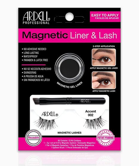 Ardell Magnetic Liner & Accent 002 lash:
