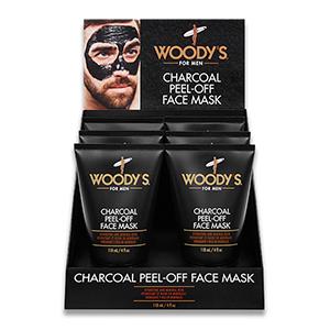 Woody's Black Mask