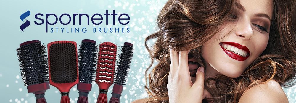 Spornette Brushes