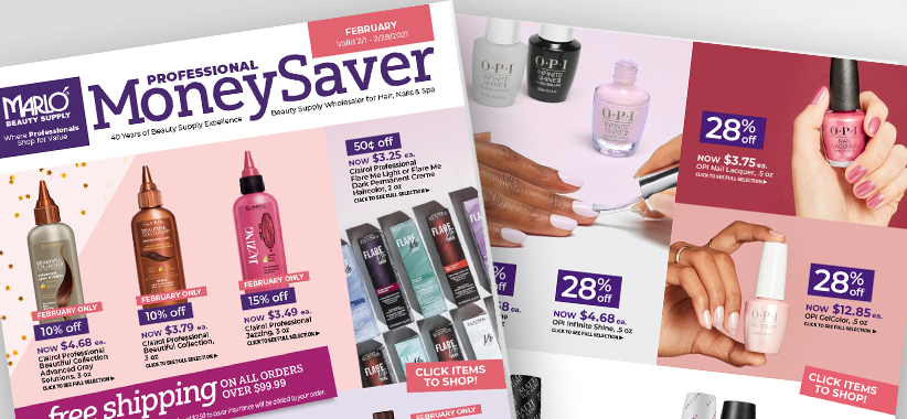 Deals & More Deals February MoneySaver