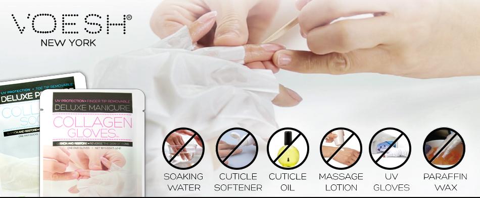 Voesh Collagen Gloves and Sock