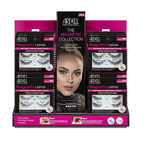 Ardell Magnetic Strip Lashes Display