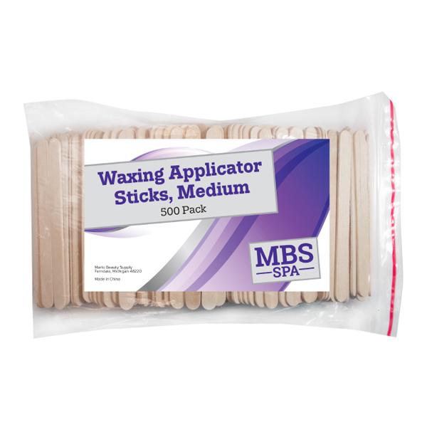 Medium Waxing Applicator Sticks