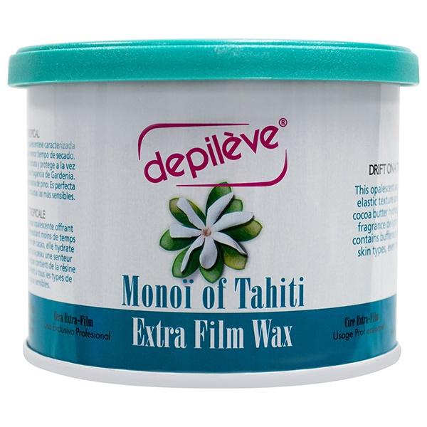 Depileve Monoi of Tahiti Extra Film Wax