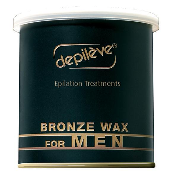 Depileve Bronze Wax for Men