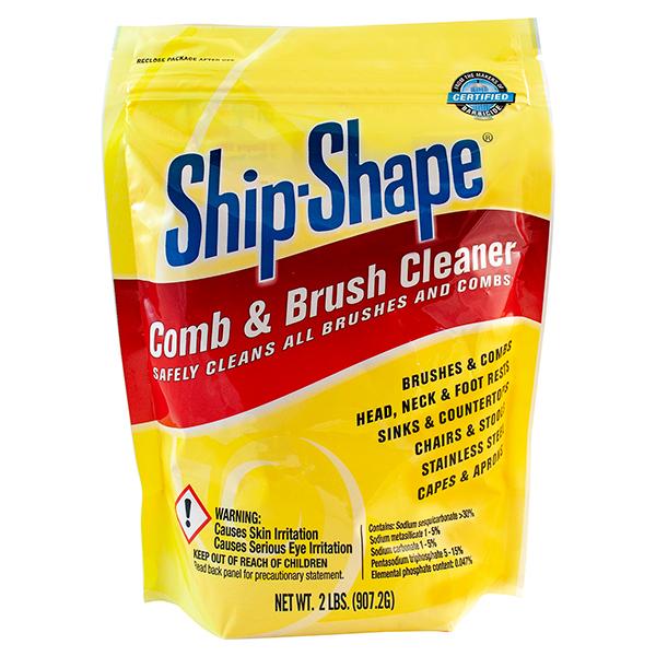 Ship-Shape Comb & Brush Cleaner