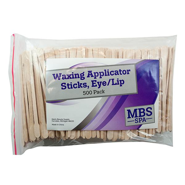 Eye/Lip Waxing Applicator Sticks