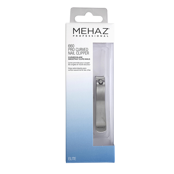 Mehaz Professional Curved Nail Clipper