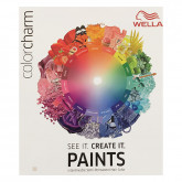 Wella Color Charm Paints Mini Swatch Book