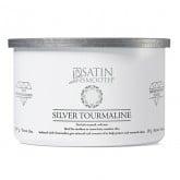 Satin Smooth Silver Tourmaline Wax, 14 oz