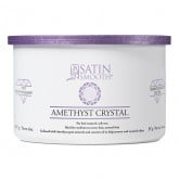 Satin Smooth Amethyst Crystal Wax, 14 oz