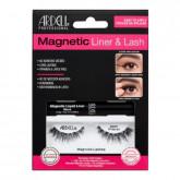 Ardell Magnetic Liquid Liner & Strip Lash, 1 Pair