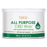 GiGi All Purpose CBD Wax, 14 oz