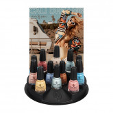 China Glaze, 12 Piece Display (Cali Dreams Collection)