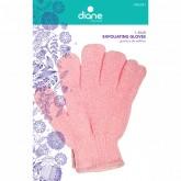 Diane Exfoliating Gloves, 2 Pack