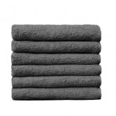 Partex Goliath Granite Grey Towels, 12 Pack