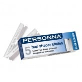 Personna Hair Shaper Blades, 5 Pack