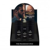 Woody's Fragrance Stick, 6 Piece Display