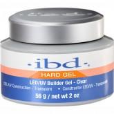 IBD LED/UV Clear Builder Hard Gel, 2 oz