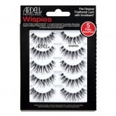 Ardell Wispies Strip Lashes, 5 Pack