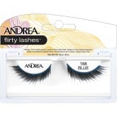 Andrea Flirty Strip Lashes, 1 Pair