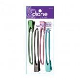 Diane Aluminum Control Clips, 4 Pack