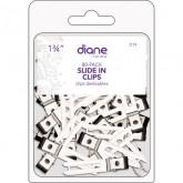 Diane Slide-in Clips, 80 Pack