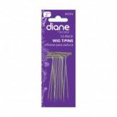 Diane Wig T-Pins, 12 Pack