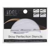 Ardell Brow Perfection Stencils, 4 Pack