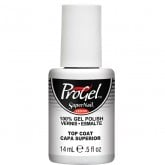 Super Nail ProGel Top Coat, 5 oz