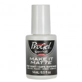 Super Nail ProGel Make It Matte Top Coat, .5 oz