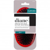 Diane Curved Prestige 100% Boar Military Wave Soft Brush