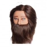 Diane Gavin Bearded Manikin Head